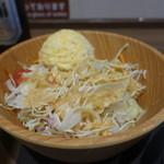 マイカリー食堂 - エッグポテトサラダ(150円)