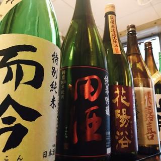 旬の日本酒、入手困難なお酒が続々と入荷致します!