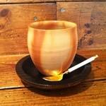カフェ オチコチ - 器がかわいい!