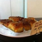 カフェ オチコチ - りんごのタルトタタン風ケーキ