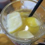 炎 - レモン氷ハイボール