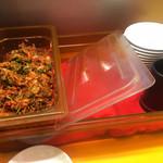 崔おばさんのキムチ - 食べ放題キムチ