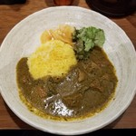 SPICY CURRY 魯珈 - ラムミントカレー