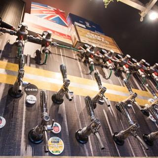 樽生クラフトビール15種取り扱い
