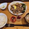 フルカワ食堂 - 料理写真:ハーフ定食(焼肉)