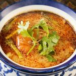 プリックタイ - 料理写真:トムヤムクン
