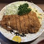満ぷく - チーズかつ定食 1000円