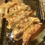 かのや萩原 - 黒豚餃子
