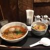 うり坊 - 料理写真:らーめんと日替りミニ丼ぶり