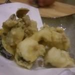 魚菜料理 二代目 みつい - 穴子の天ぷら