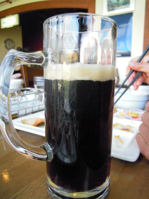 麦畑 - 初心者にお勧め飲み易い【黒ビール】