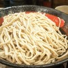 乱切り蕎麦 浜寅 - 料理写真:かき揚げせいろ大盛1080円税込