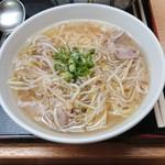 菊屋 - ラーメン