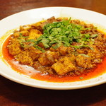中華楼 - 料理写真:麻婆豆腐