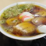 大石家 - チャーシュー麺