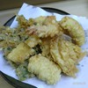 Imoya - 料理写真:天ぷら定食+はも天