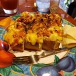 とむ - ポテトトマトトースト
