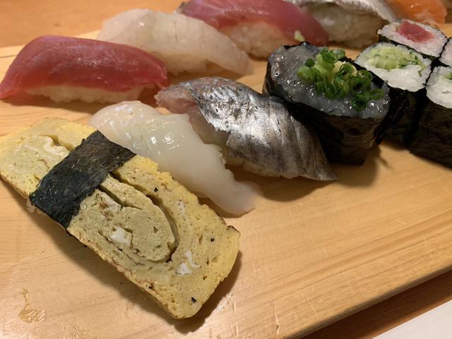 海鮮料理 第二英鮨 上野 - 上野広小路/寿司 [食べログ]