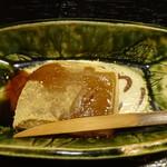 修伯 - 料理写真:あったかいわらび餅