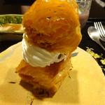 修伯 - 料理写真:パンのデザート