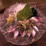 Zikka食堂 - 新鮮な魚を長岡の市場直送で仕入れています。