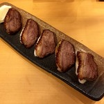 酒彩蕎麦 初代 - 料理写真:鴨ロース焼