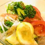 うみぼうず - 野菜サラダ