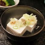 定食あさひ - 冷やっこ(200円)