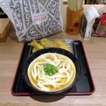 讃岐うどん 伊吹や製麺 - Donq同伴