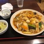 香南厨房 - 五目あんかけご飯 870円
