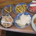 櫻屋 - 野菜中心のお惣菜2