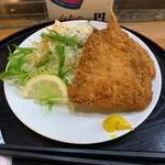 酒蔵 かっぱ - アジフライ