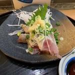 酒蔵 かっぱ - イワシ刺