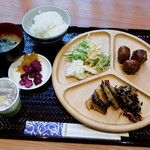 セントラルホテル武雄温泉駅前 - 料理写真:マイ日替り朝定食