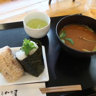 おにぎり仁多屋 - 料理写真:今回食べたもの
