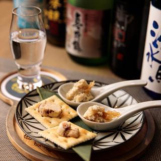 日本酒を4つに分類。フードペアリングのトータルサービスを堪能