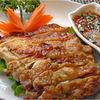 プラウチャイ - 料理写真:鶏のハ-ブグリル
