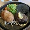 炭焼き溶岩ハンバーグ 牛匠 - 料理写真: