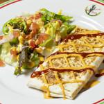 LA FIESTA at wallstreet mexican restaurant&bar - ランチ
