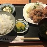 美味い魚と旨い酒 がってん - 料理写真: