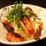 並木橋なかむら - なかむらのベーコンポテトサラダ
