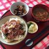 旬食健美  田しろ - 料理写真:いわし丼 ¥771(税込)