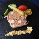プチ・パピヨン - 料理写真:パテドカンパーニュ