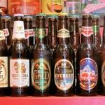 ナマステキッチン レッド - ビール色々
