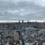 鮨たか 下高井戸旭鮨総本店 - 同階、恵比寿ガーデンプレイスの38階、トップオブ恵比寿からの眺め!