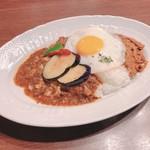 星乃珈琲店 - 夏野菜のWカレー