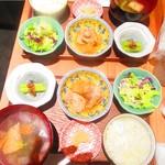 ケラピリカ - 2人ランチ限定 オハウ定食 980円(税込)【2019年7月】