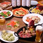 Trattoria&Pizzeria LOGIC -