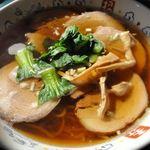 台湾食堂 - チャーシュー麺(850円)