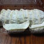 11095793 - 2012.1 生餃子(300円)